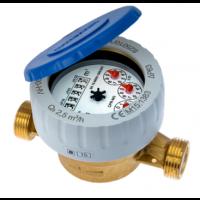 Contor apa rece tip monojet umed CPR-M3 DN 15, Q= 2,5mc/h, R160-H (clasa C)