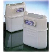 Contor gaz cu membrana deformabila tip RS/6  G10 , Qmax 16 mc/h, Pmax. 0,5 bar