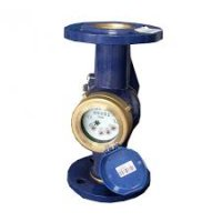 Contor apa rece multijet umed MNK-N-FL DN 50, Clasa B, racord fflanse, Qn =15m/h