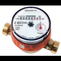Contor apa calda tip GSD8 DN 15, Q3=2,5 mc/h, R100 -H (Clasa B)