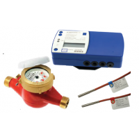 Contor energie termica HYDROSPLIT cu traductor mecanic GMDX-R DN 25, Q3= 6,3 mc/h, Tmax. 90 grd. C, MID