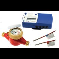 Contor energie termica HYDROSPLIT cu traductor mecanic GMDX-R DN 50, Q3= 4 mc/h, Tmax. 90 grd. C, MID, racord flansa DN 50, PN 16