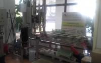 Stand de proba pentru contoare de apa de la DN15 la DN40 tip ZENNER VM-P-G-2x6 , SH