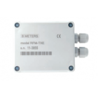 Modul emitator RADIO RFM-TXE, Wireless-MBus, IP 65, 2 INTRARI DE IMPULS, pentru integrarea in sistem RADIO a contoarelor de apa echipate cu iesire de impuls
