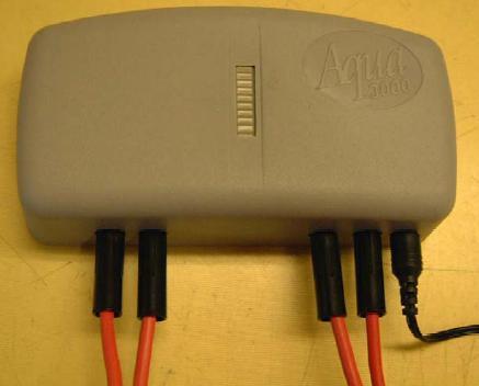 Dizolvator electronic de calcar AQUA 3000