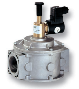 Electrovana gaz M16/RMO NA, filet, DN 50 cod: RM07 008, 230 Vca, IP65, Pmax. 500 mbar, MADAS