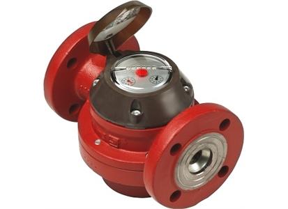 Contor motorina CONTOIL VZO 50 FL 130/16, DN 50, Qn=20.000 L/h, Qmin= 750 L/h, racord flanse