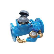 Contor apa rece combinat tip WCM (MWN/JS) DN 150/40, Qn 150mc/h/Qn = 10 mc/h, clasa B/C + supapa de comutare, A.M. CEE