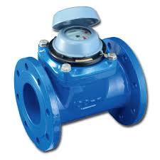 Contor apa rece Woltman WDE K50 DN 125, PN 16, Q3 160 mc/h, R100-H, MID